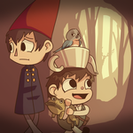 Over the Garden Wall by Undead-Niklos
