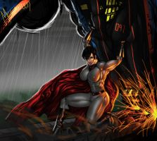 More Powerful Than A.... by Soviet-Superwoman