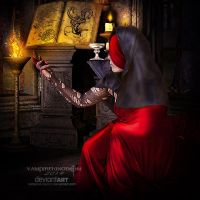 The Secret Book by vampirekingdom