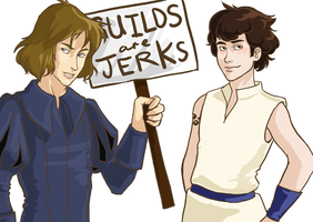 guilds suck by cathyOMG