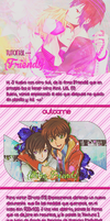 Tutorial {Friends} by OhMyPink