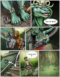 The Lost Golden Staff of The Dragon Queen 48-80 by DragonessLife