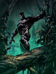 Black Panther by spidermanfan2099