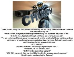 Fav Church mottos by ShepardSoldier