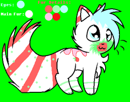 AUCTION ADOPTABLE~Christmas Special by xXPastelWishesXx