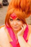 Flame Princess by Slumflower