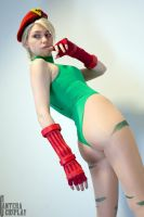 AB13 Cammy by LadyDCosplay