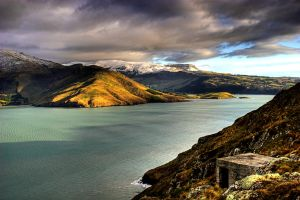 Lyttelton Harbour by carterr