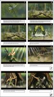 Last Hunt Storyboard by Swordlord3d