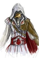 Assasin's Creed Duck by Vixen11