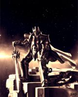 Silver Knight Gothic. Final Tone by Lanstream
