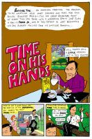 Time On His Hands 1 by FinnieJr
