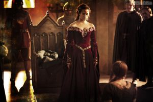 The Queen of Camelot by MagicalPictureMaker