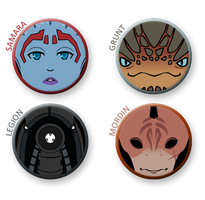Mass Effect buttonz 3 by Crono8