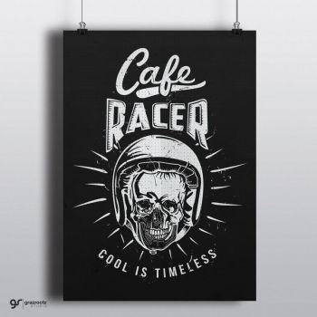 cafe racer by grazrootz