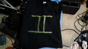 Sollux Cosplay Shirt by Masked-Dolls