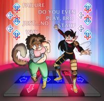 This is not how you DDR by Spectrumelf