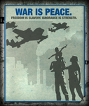 WAR IS PEACE by frisbii