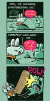 The Search For Intelligent Life by sebreg