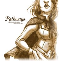 PATHWAYS - Caelo [Game Concept Art 01] by moonberry-studios