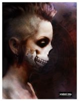 Lady of Death by PhotographybyVictor