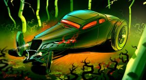 Spooky '34 Coupe by Spex84