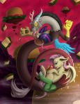 Discord in Sandwich Land by AnaduKune