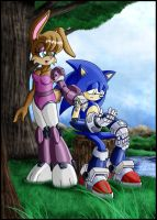 Sonic Satam: My Punishment by zeiram0034