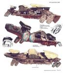 Lava hover craft concept by Jett0