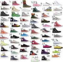 Which sneakers? by Bilineczka