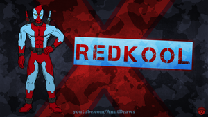 RedKool by AnutDraws