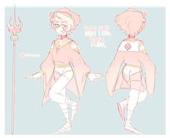 Baby/Light pink pearl Ref by cityrus