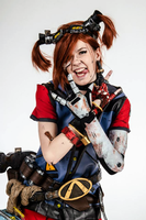 Borderlands 2: Vault Hunter by KayomiPL