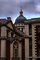 Greenwich University by p0isson