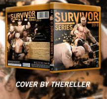 Survivor Series 2013 Custom BluRay Cover by TheReller