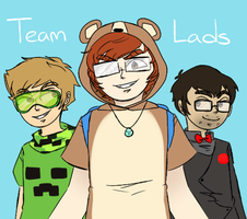 Team lads by SauceMania