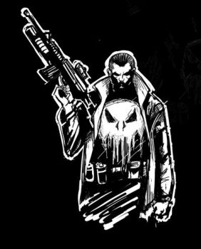 Punisher by cueball37