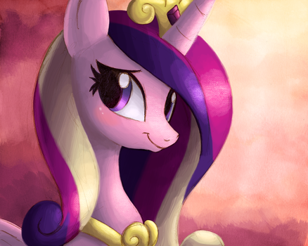 Princess Cadence by Ric-M
