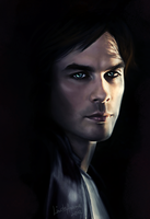 Damon by LindaMarieAnson
