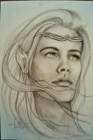 Glorfindel by ArtbyLily