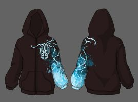 Hoodies of Thedas: Fenris by tviolaceus