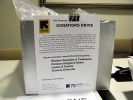 The IRC Donation box by RavynCrescent