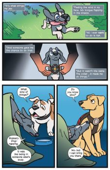 Action Lab, Dog of Wonder Chapter 4 part 17 by Lion1D5