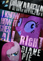 Pinkamena Diane Pie Poster by Skeptic-Mousey