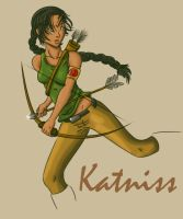 Katniss by love-button