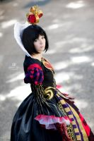 The Queen Of Hearts~ by Izzybella4