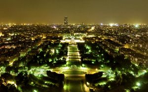 Paris by night - WS by fabriloddo