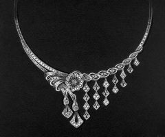 Necklace Design - 01 by tusifahmad1