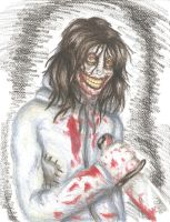 Jeff the Killer by Yinmedi