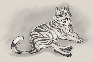 Tigress by Chipo-H0P3